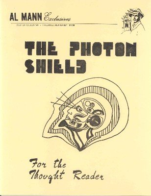 The Photon Shield (for resale) by Al Mann