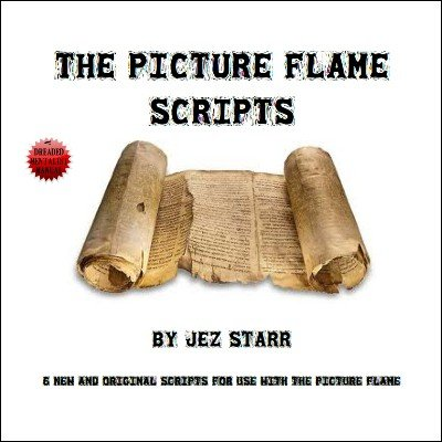 Picture Flame Scripts by Jez Starr