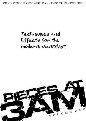 Pieces at 3am by Dee Christopher