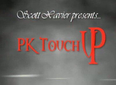 PK Touch Up: an expose of psychic touch by Scott Xavier