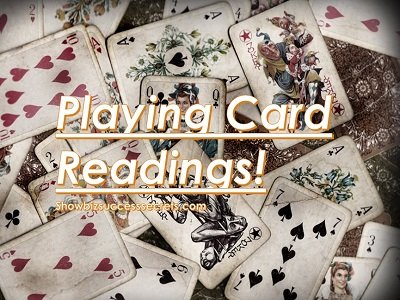 Playing Card Readings by Jesse Lewis