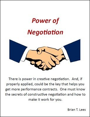 Power of Negotiation by Brian T. Lees