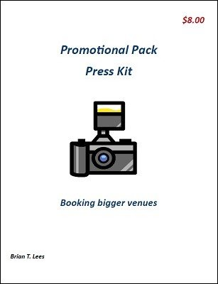 Promotional Pack Press Kit by Brian T. Lees