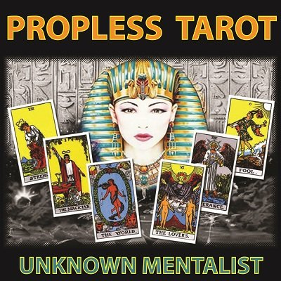 Propless Tarot by Unknown Mentalist