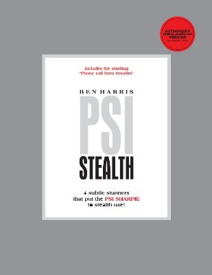 PSI Stealth by (Benny) Ben Harris