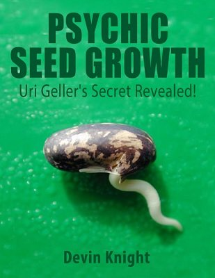 Psychic Seed Growth by Devin Knight