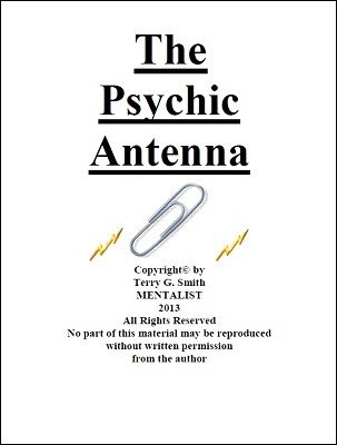 The Psychic Antenna by Terry G. Smith