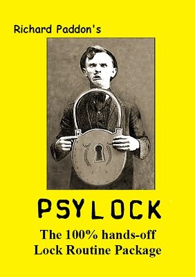 PsyLock by Richard Paddon