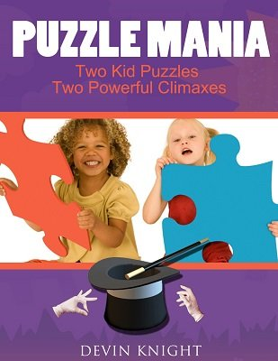 Puzzle Mania by Devin Knight