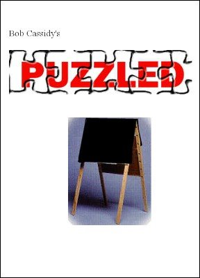 Puzzled by Bob Cassidy