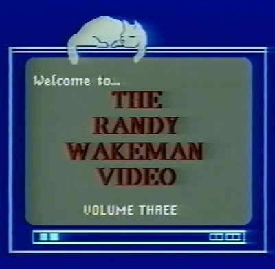 Randy Wakeman Video 3 by Randy Wakeman