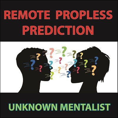 Remote Propless Prediction by Unknown Mentalist
