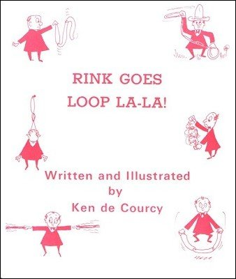 Rink Goes Loop La-La by Ken de Courcy
