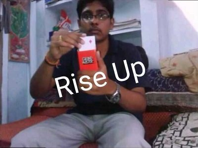 Rise Up by Sandeep