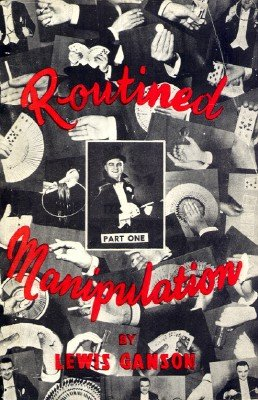 Routined Manipulation Part 1 by Lewis Ganson
