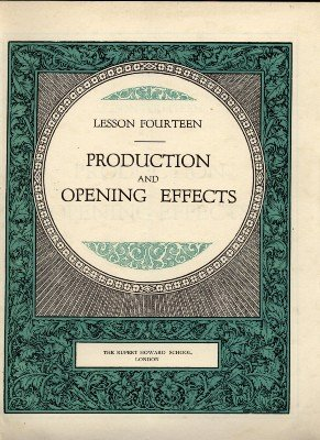 Rupert Howard Magic Course: Lesson 14: Production and Opening Effects by Rupert Howard
