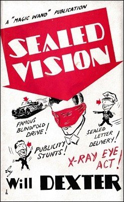 Sealed Vision by Will Dexter