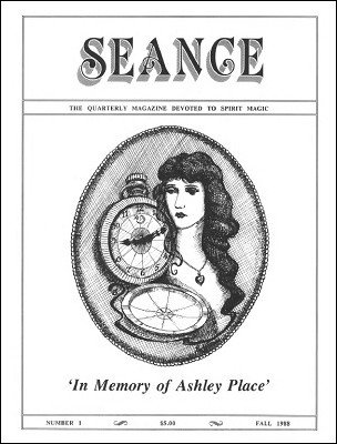 Seance Magazine by Scott Davis