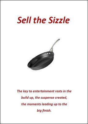 Sell the Sizzle by Brian T. Lees