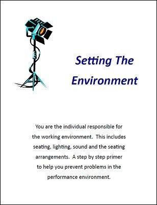 Setting the Environment by Brian T. Lees