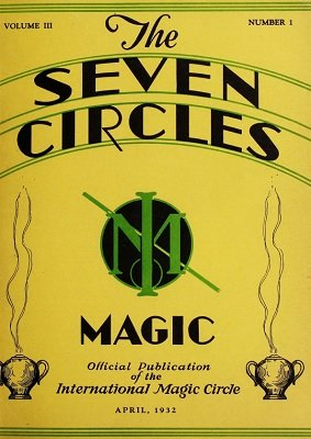 Seven Circles Volume 3 (April 1932 - September 1932) by Walter Gibson