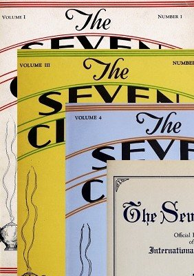 Seven Circles (all 5 Volumes) by Walter Gibson
