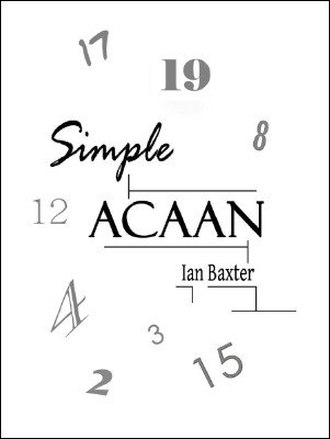 Simple ACAAN by Ian Baxter