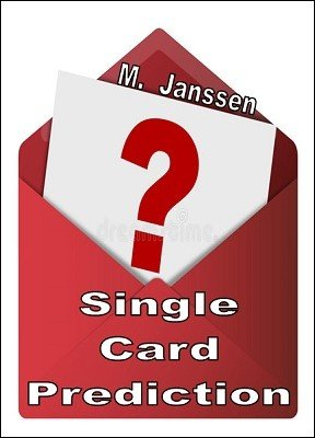 Single Card Prediction by Maurice Janssen