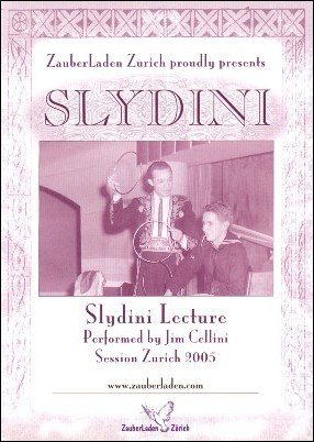 Slydini Lecture 2005 (used) by Jim Cellini