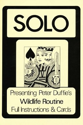Solo by Peter Duffie