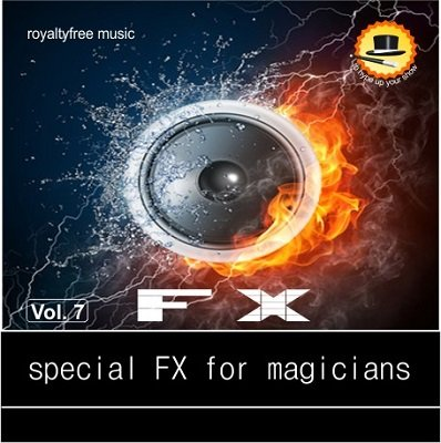 Special FX for Magicians: Volume 7 (royalty free) by CB Records