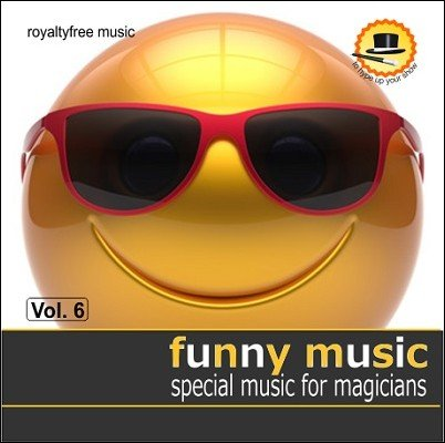 Special Music for Magicians: Funny Music: Volume 6 (royalty free) by CB Records