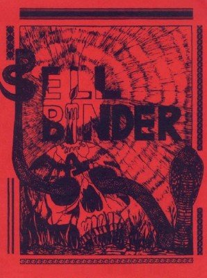 Spell-Binder Magazine by Stephen Tucker