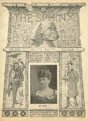 The Sphinx Volume 3 (Mar 1904 - Feb 1905) by Albert M. Wilson