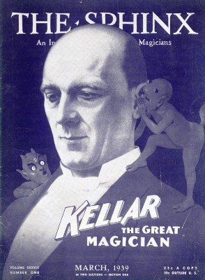 The Sphinx Volume 38 (Mar 1939 - Feb 1940) by John Mulholland