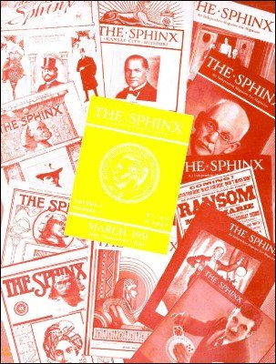 The Sphinx Volume 50 (Mar 1951 - Feb 1952) by John Mulholland