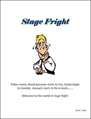 Stage Fright by Brian T. Lees