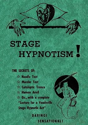 Stage Hypnotism by David J. Lustig