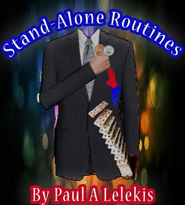 Stand-Alone Routines by Paul A. Lelekis