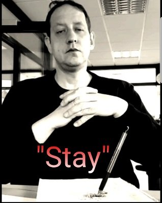 Stay! by Ralf (Fairmagic) Rudolph