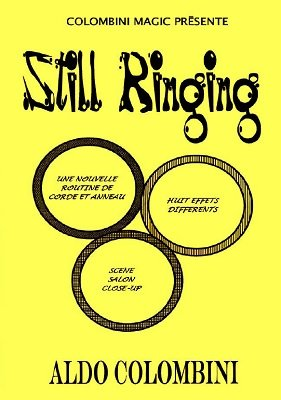 Still Ringing (French) by Aldo Colombini