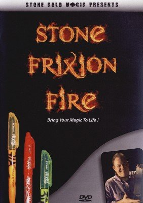 Stone Frixion Fire (download video) by Jeff Stone