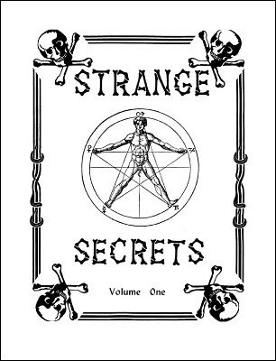 Strange Secrets 1 by Gordon Miller