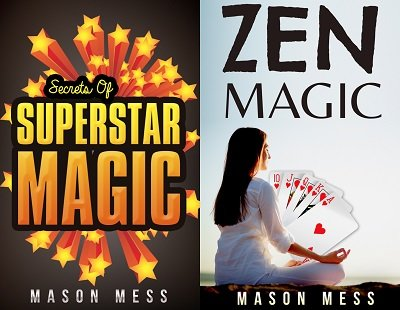 Superstar Magic Series: Volumes 1 & 2 by Jason Messina