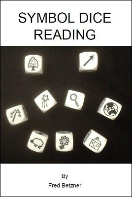 Symbol Dice Reading by Fred Betzner