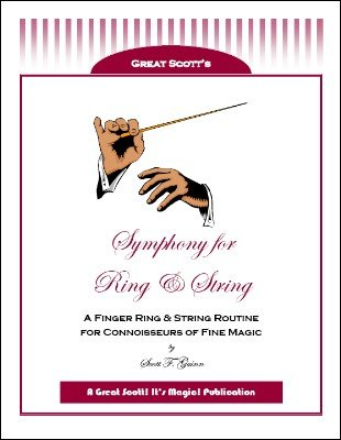 Symphony for Ring & String by Scott F. Guinn