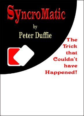 SyncroMatic by Peter Duffie