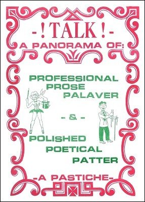 Talk: palaver and patter by Various Authors
