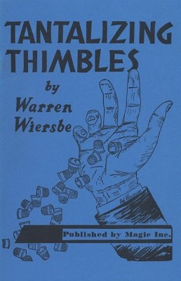 Tantalizing Thimbles by Warren W. Wiersbe