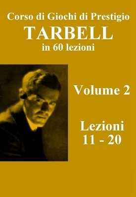 Corso Originale Tarbell Volume 2 by Harlan Tarbell
